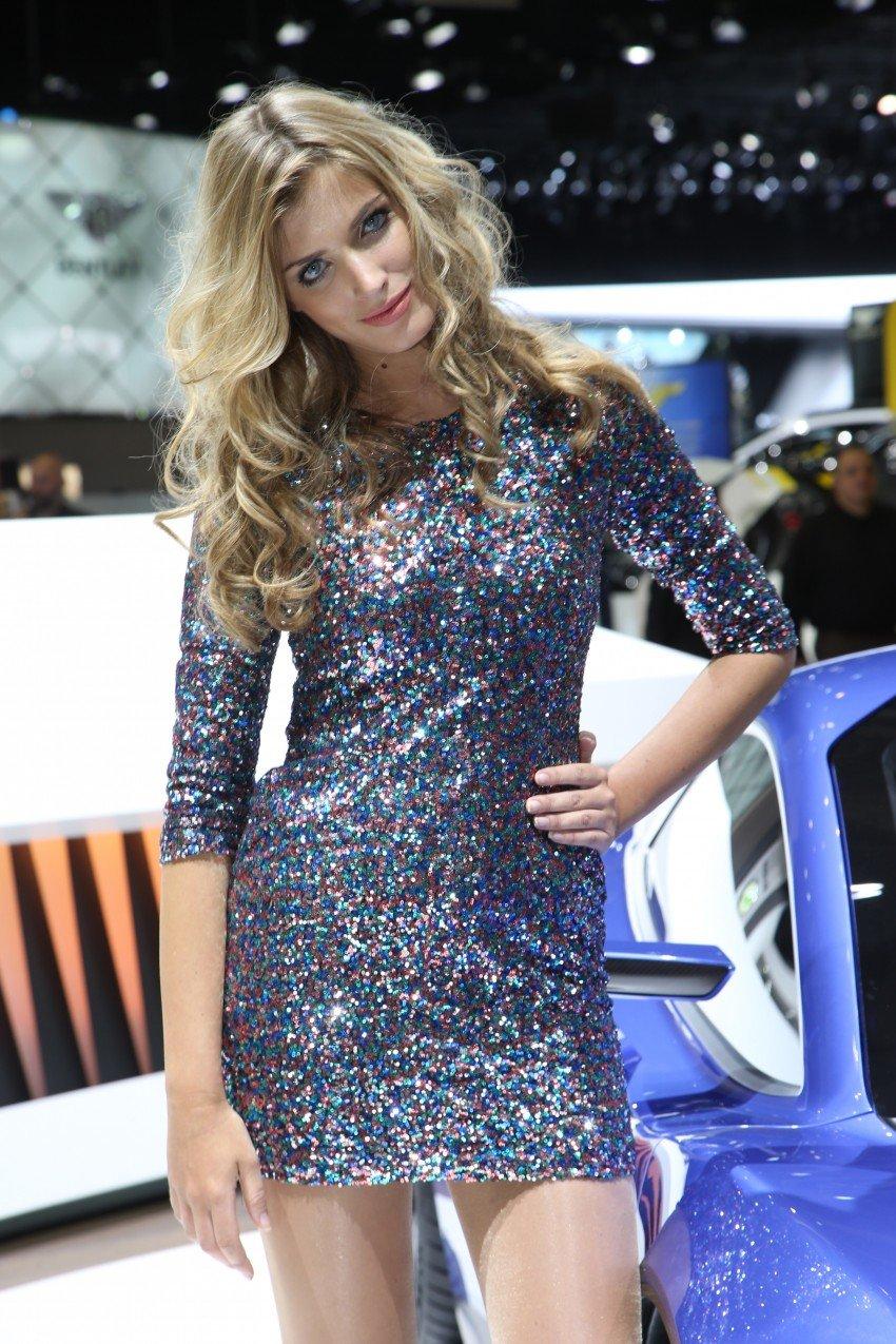 2016 Geneva Motor Show – beautiful cars and girls Image #454517