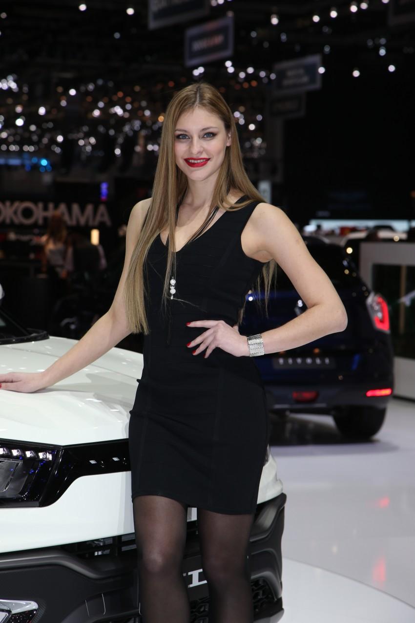 2016 Geneva Motor Show – beautiful cars and girls Image #454518