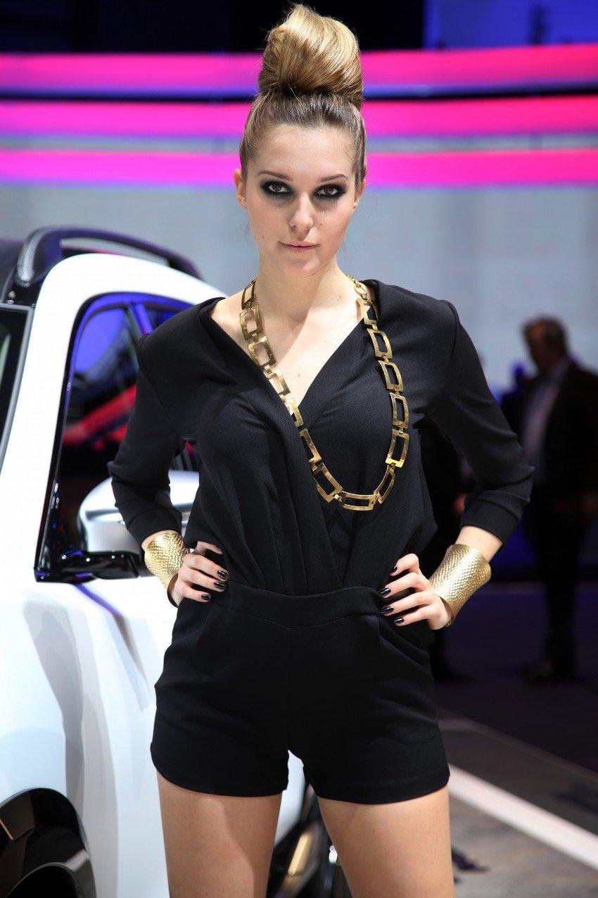 2016 Geneva Motor Show – beautiful cars and girls Image #454484