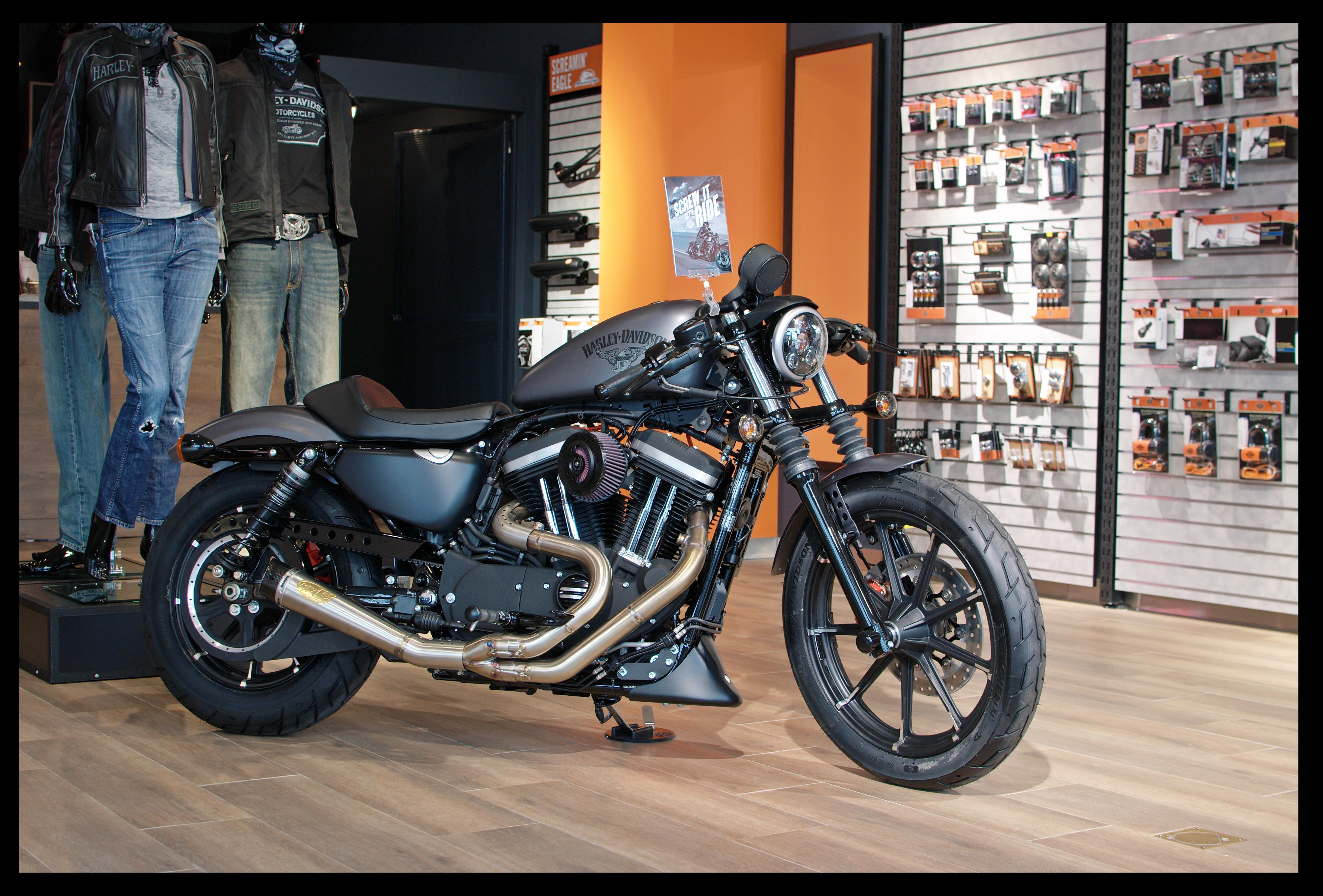 Photos De Motos Harley Davidson