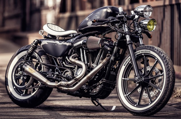 Harley Davidson Sportster  Custom Value