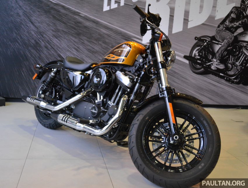 Harley Davidson Latest Model  Price