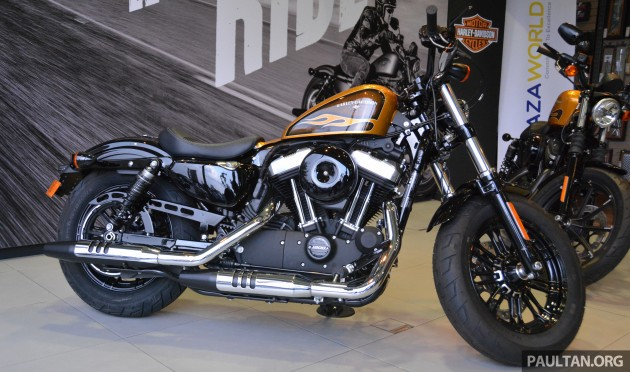 2016 Harley Davidson Iron 883 And Forty Eight Dark Customs In
