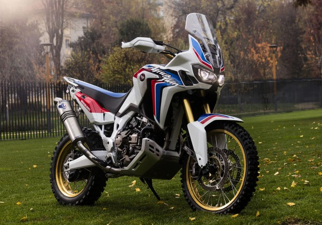 Image result for Africa twin adventure 30 anniversary