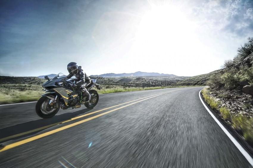 Is a supercharged Kawasaki Ninja R2 coming soon? Image #458600