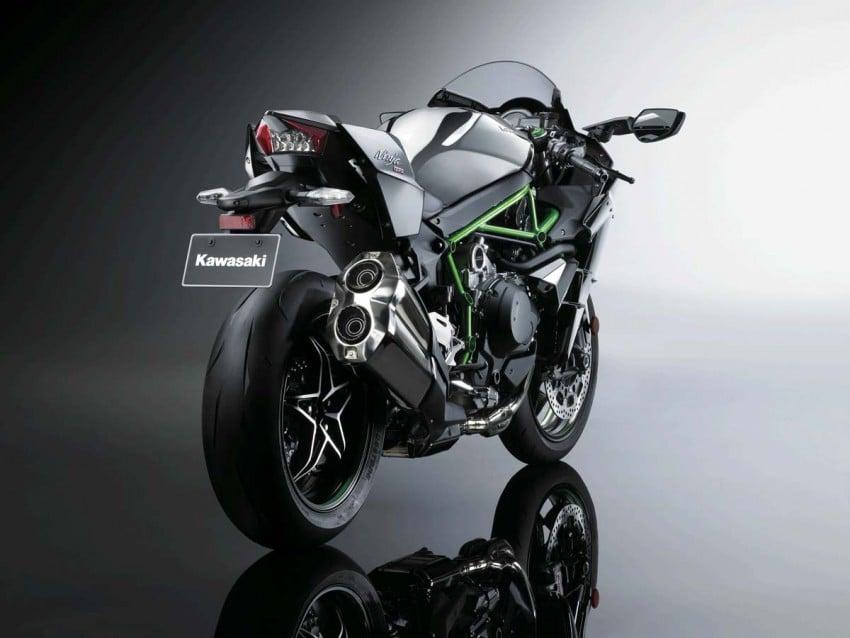 Is a supercharged Kawasaki Ninja R2 coming soon? Image #458602
