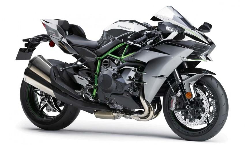 Is a supercharged Kawasaki Ninja R2 coming soon? Image #458605