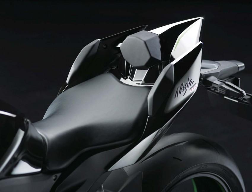 Is a supercharged Kawasaki Ninja R2 coming soon? Image #458593