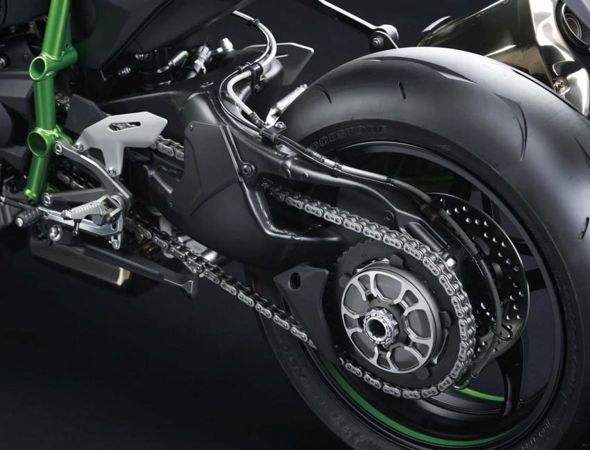Is a supercharged Kawasaki Ninja R2 coming soon? Image #458612