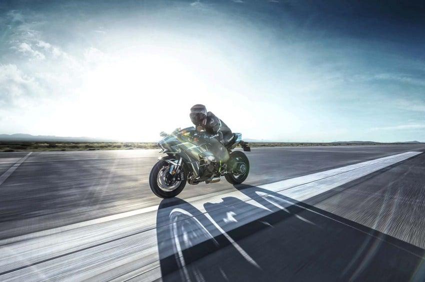 Is a supercharged Kawasaki Ninja R2 coming soon? Image #458614