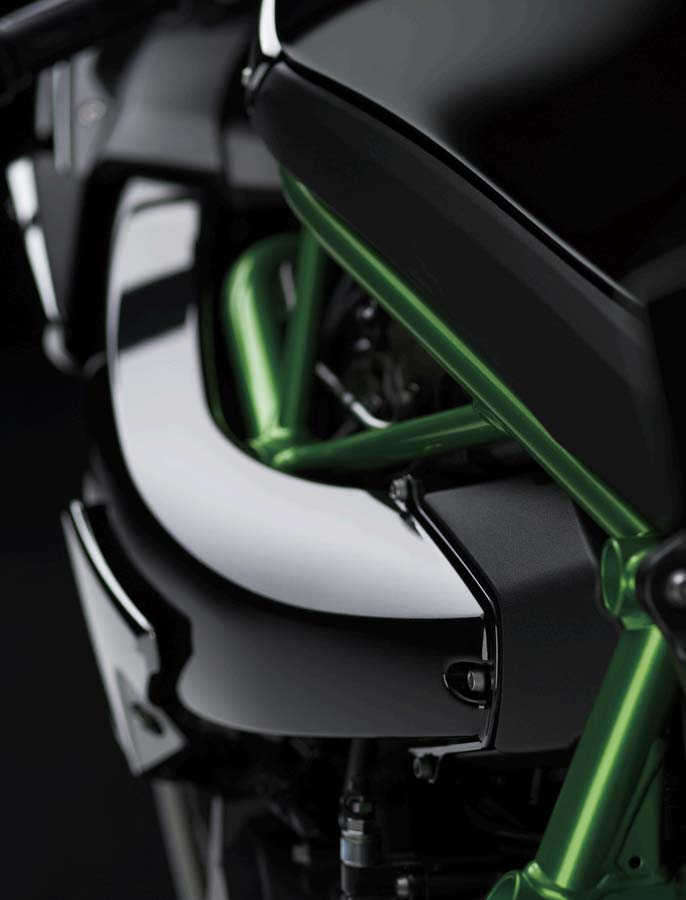 Is a supercharged Kawasaki Ninja R2 coming soon? Image #458615