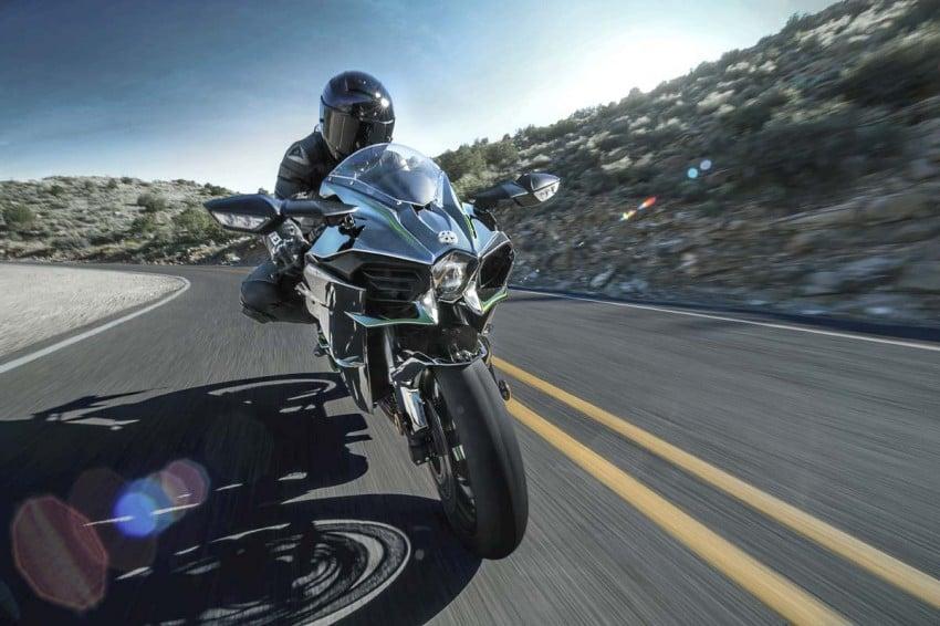Is a supercharged Kawasaki Ninja R2 coming soon? Image #458625