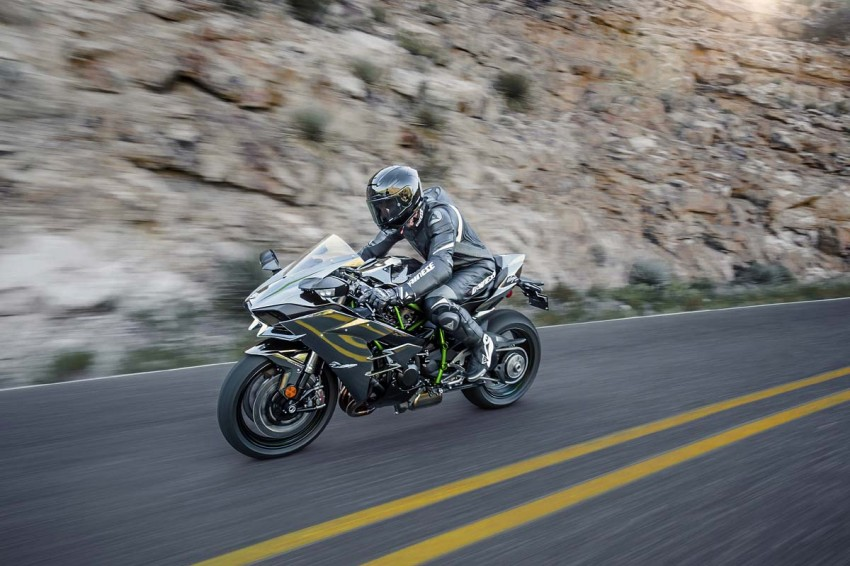 Is a supercharged Kawasaki Ninja R2 coming soon? Image #458629