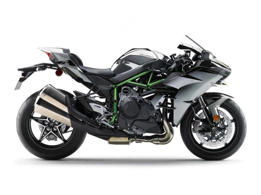 Is a supercharged Kawasaki Ninja R2 coming soon? Image #458631