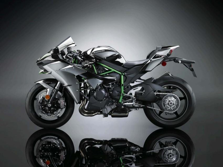 Is a supercharged Kawasaki Ninja R2 coming soon? Image #458634