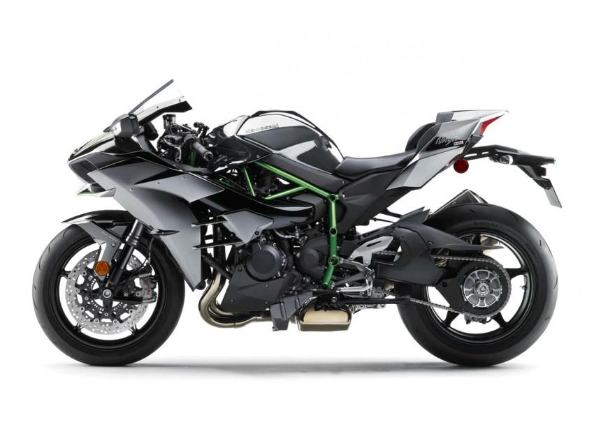 Is a supercharged Kawasaki Ninja R2 coming soon? Image #458638