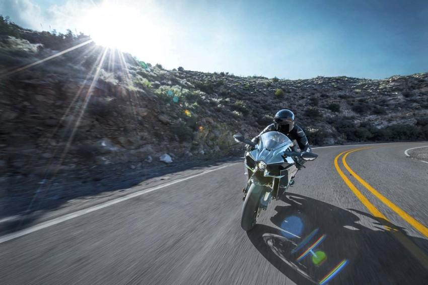 Is a supercharged Kawasaki Ninja R2 coming soon? Image #458639