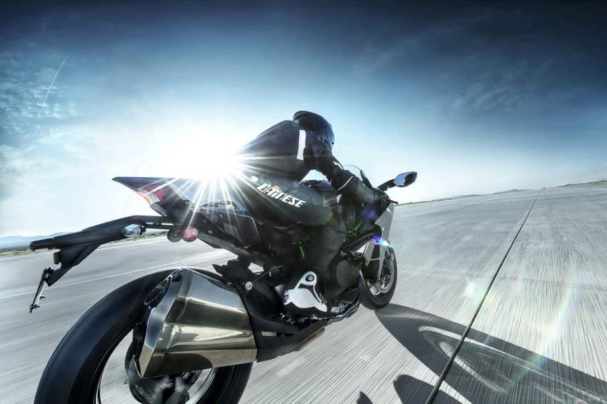 Is a supercharged Kawasaki Ninja R2 coming soon? Image #458640