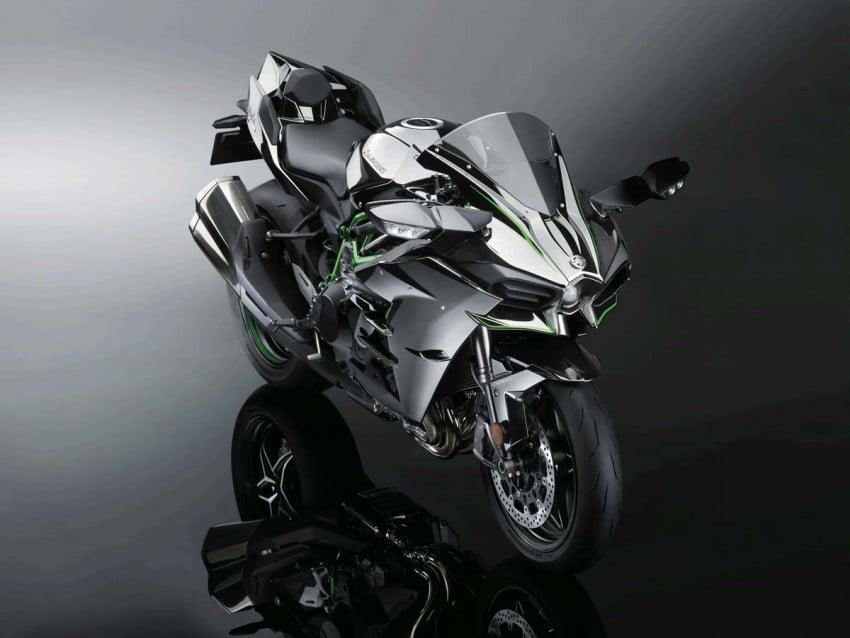 Is a supercharged Kawasaki Ninja R2 coming soon? Image #458642