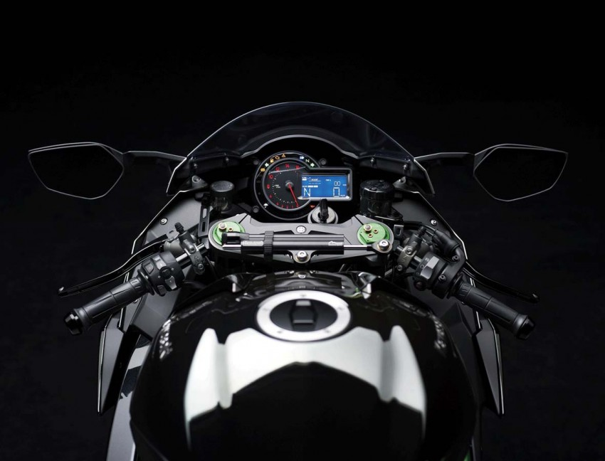 Is a supercharged Kawasaki Ninja R2 coming soon? Image #458599