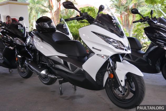 2016 Kawasaki J300 In Malaysia Rm31498 First Ride
