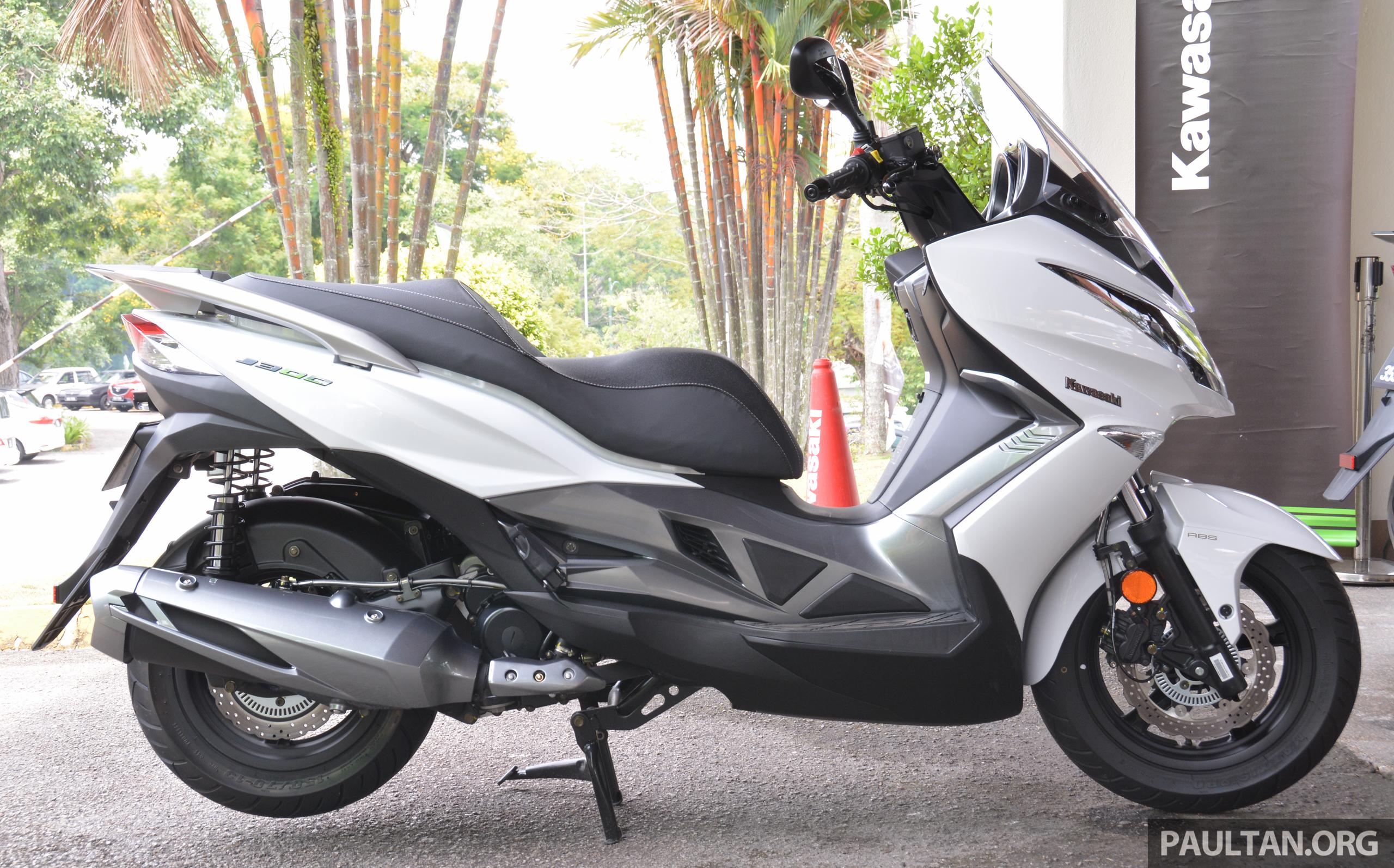 Yamaha Maxi Scooter Malaysia