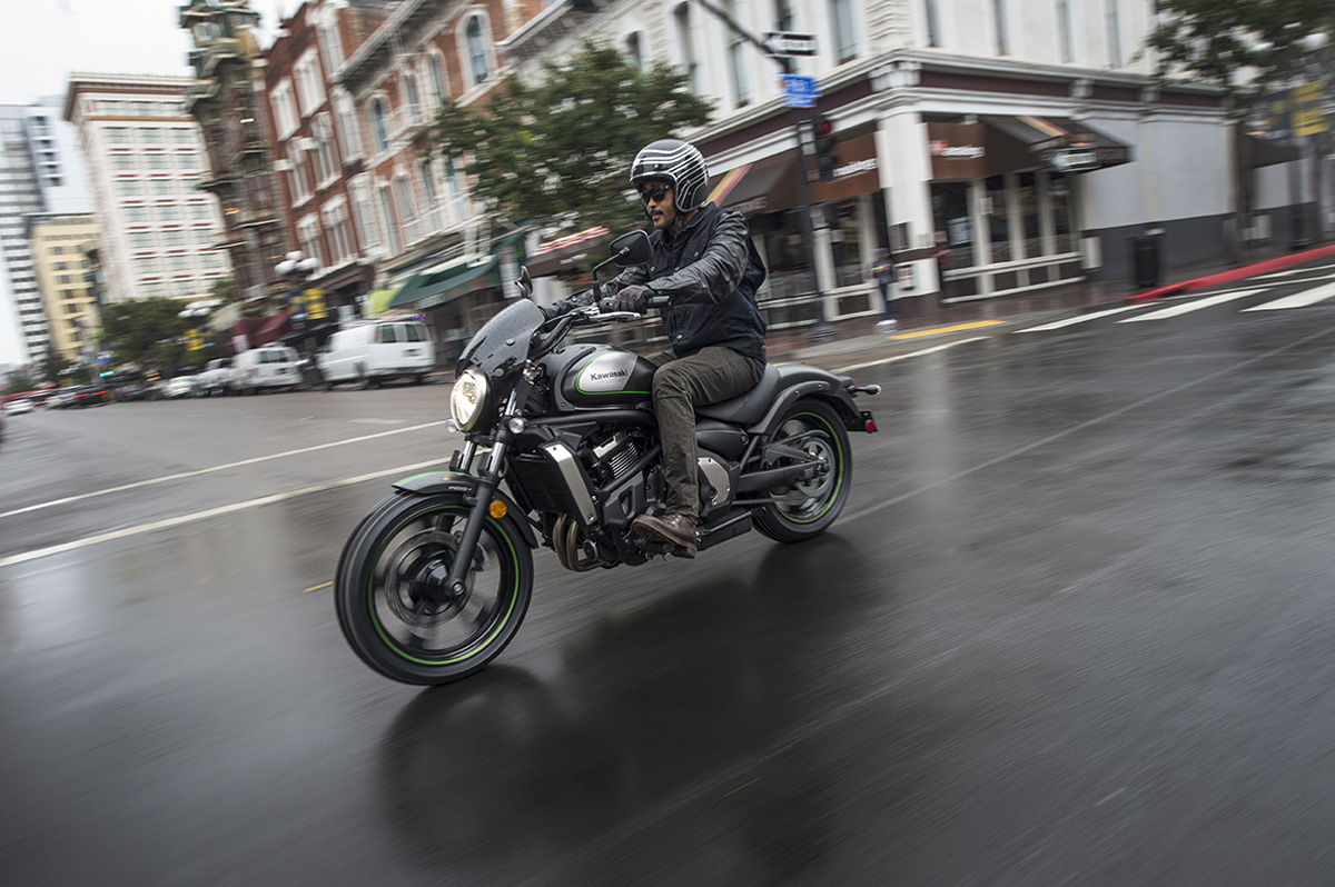 2016 Kawasaki Vulcan S With Ergo Fit Fitting The Motorcycle To You