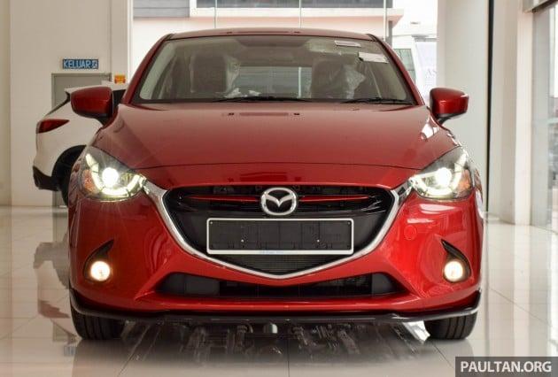 2016 Mazda 2 Malaysia 5