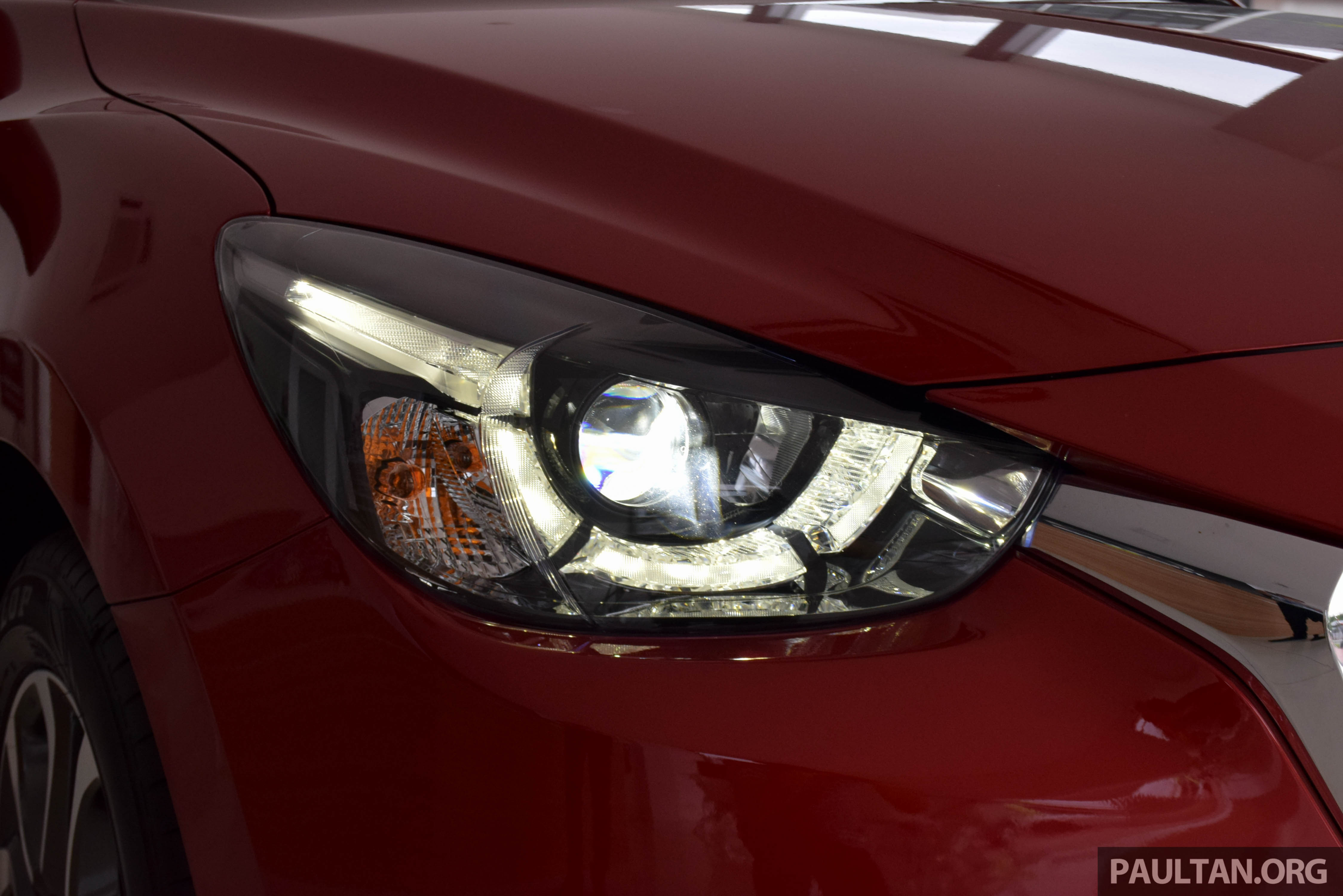 Are halogen to HID conversions legal? We ask JPJ