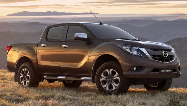 2016 Mazda Bt 50 Fl Launched In M Sia From Rm105k