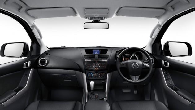 2016 Mazda BT-50 10