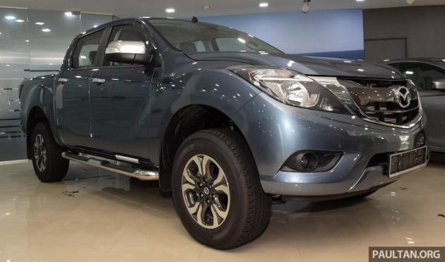2016 Mazda BT-50 2.2 AT 1
