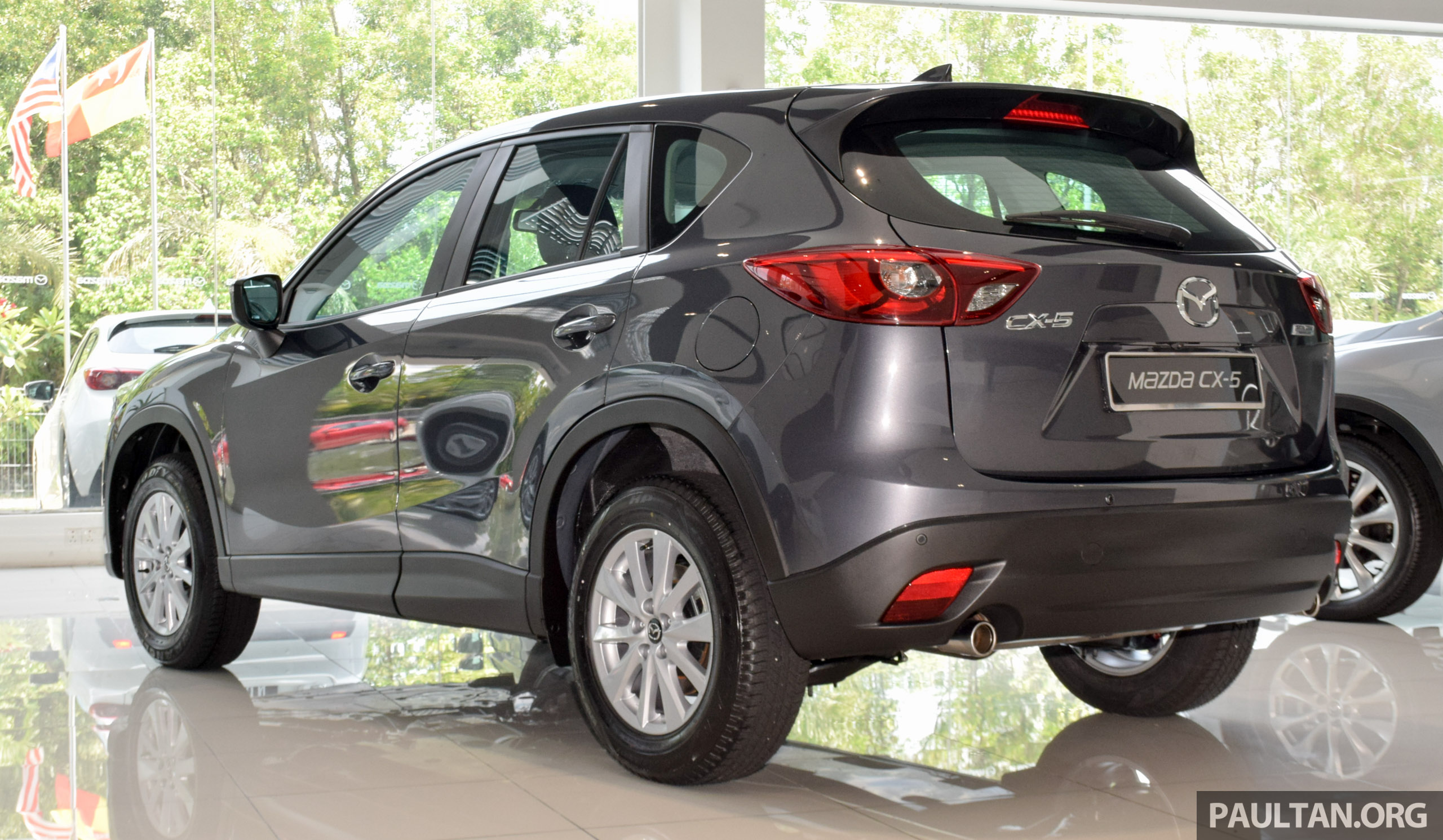 Gallery 2016 Mazda Cx 5 2 0l Mid And High Spec Image 454236