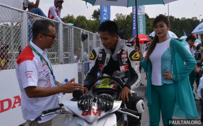 2016 23rd Petronas Cub Prix first round in Serdang Image #459523