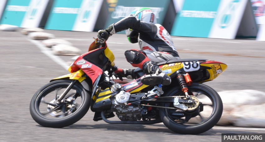 2016 23rd Petronas Cub Prix first round in Serdang Image #459528