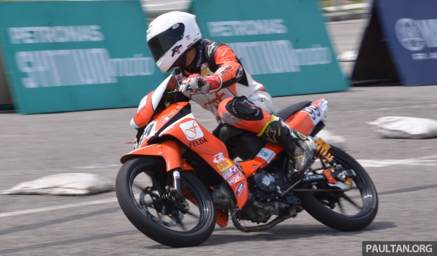 2016 23rd Petronas Cub Prix first round in Serdang Image #459532