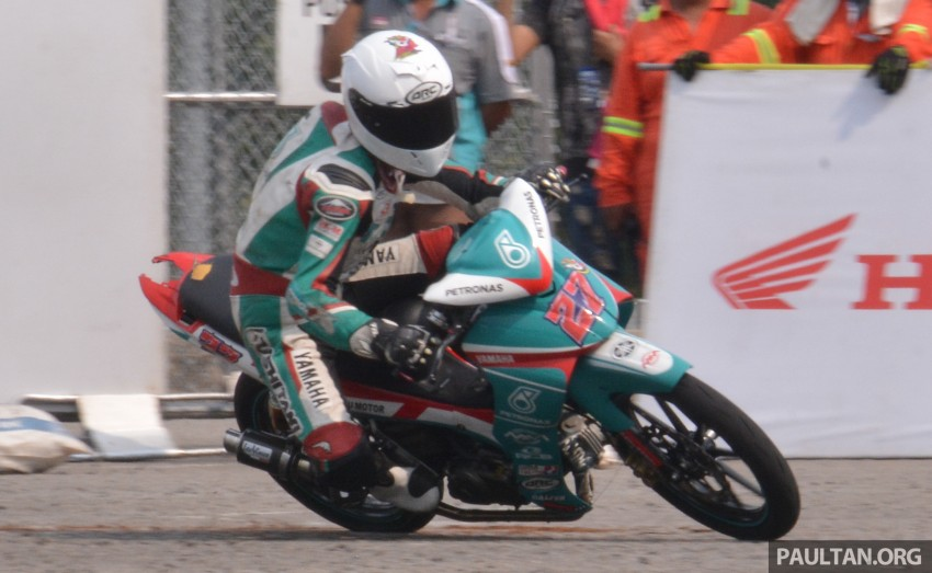 2016 23rd Petronas Cub Prix first round in Serdang Image #459560