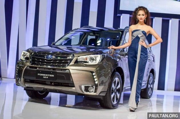 2016 Subaru Forester Malaysia price