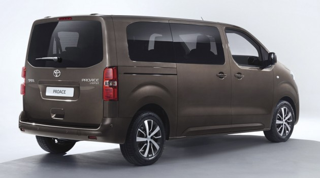 2016 Toyota ProAce Verso 2
