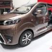 2016 Toyota ProAce Verso live Geneva 1
