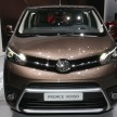 2016 Toyota ProAce Verso live Geneva 6