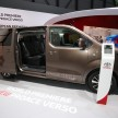 2016 Toyota ProAce Verso live Geneva 8