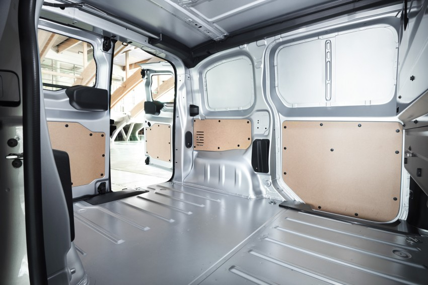 2016 Toyota Proace van makes an official debut Image #469466