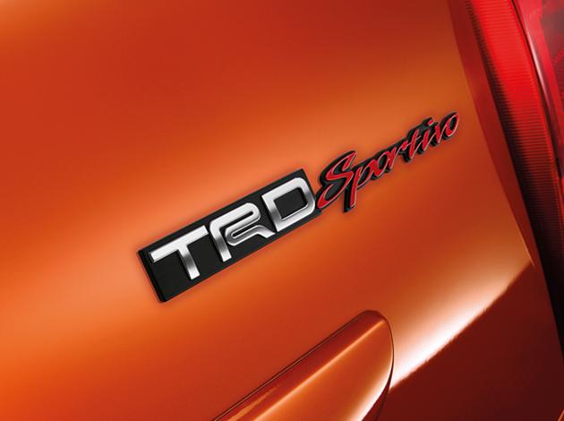 Toyota Yaris TRD Sportivo 2016 didedahkan di Thai Image #462797