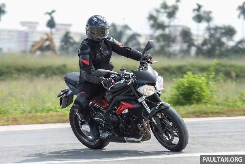 2016 triumph street triple r review