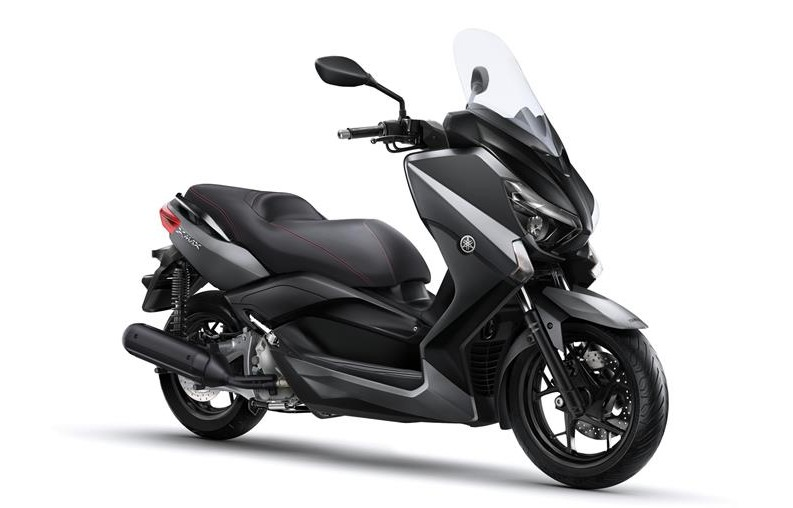 Yamaha Maxi Scooter Indonesia
