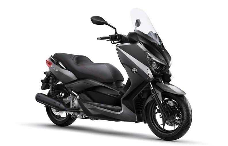 Yamaha Automatic Motorcycles Malaysia