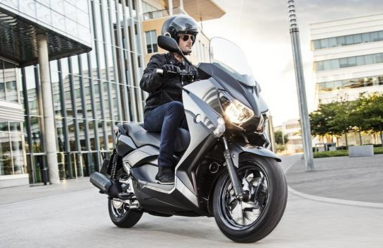 2016 Yamaha X Max 250 Cc Scooter In Indonesia Image 466911