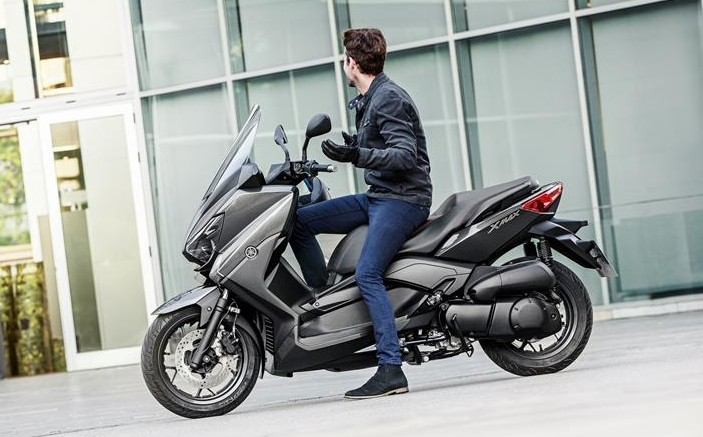 2016 Yamaha X Max 250 Cc Scooter In Indonesia Image 466915