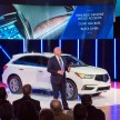John Mendel with the 2017 Acura MDX